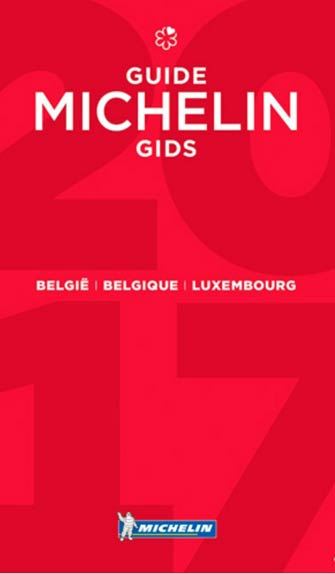 Guide Rouge Belgique & Luxembourg