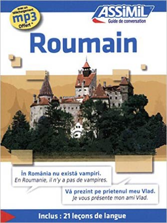 Assimil le Roumain de Poche