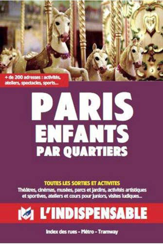 Paris Enfants Par Quartiers