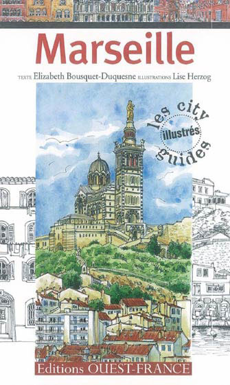 City-Guide Illustré de Marseille