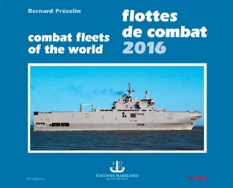 Flottes de Combat / Combat Fleets of the World 2016