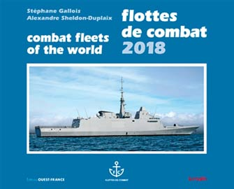 Flottes de Combat / Combat Fleets of the World 2018