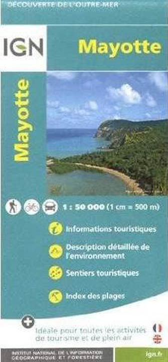 Ign Outre-Mer #84976 Mayotte