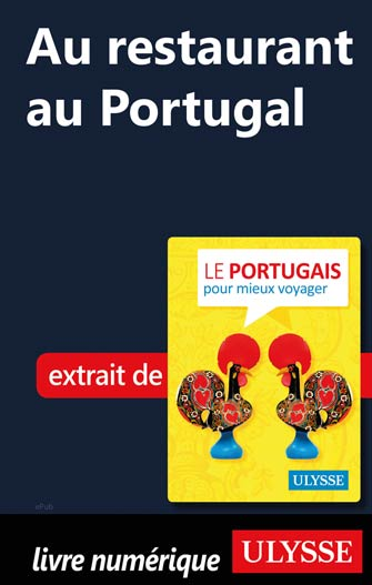 Au restaurant au Portugal (Guide de conversation)