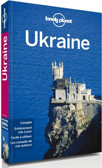 Lonely Planet Ukraine, 4ème Éd.