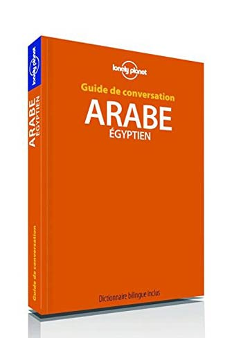 Lonely Planet Guide de Conversation Arabe Égyptien