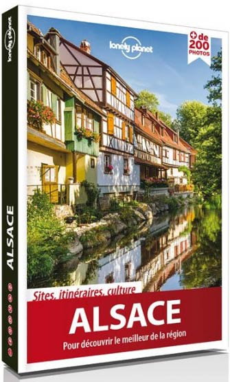 Lonely Planet l'Essentiel de l'Alsace
