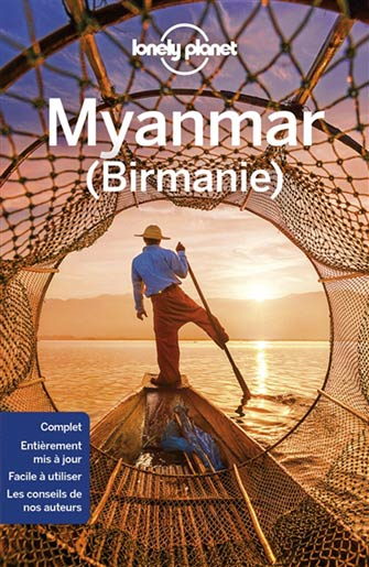 Lonely Planet Myanmar (Birmanie)