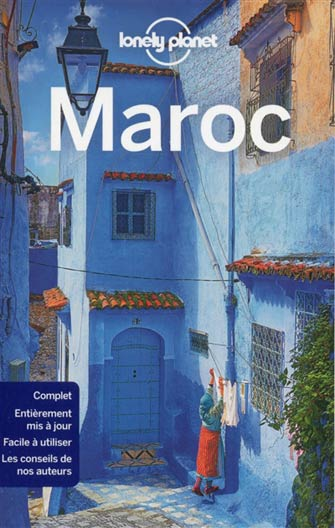 Lonely Planet Maroc