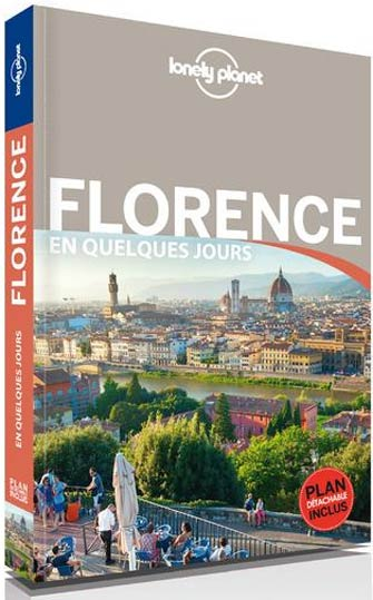 Lonely Planet en Quelques Jours Florence