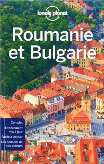 Lonely Planet Roumanie et Bulgarie