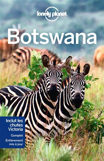 Lonely Planet Botswana