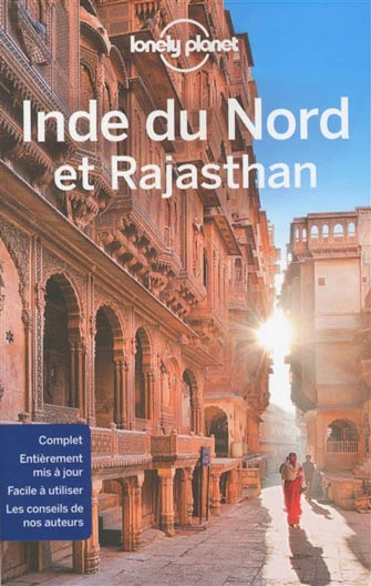 Lonely Planet Inde du Nord