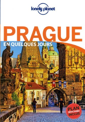 Lonely Planet en Quelques Jours Prague