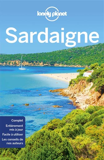 Lonely Planet Sardaigne