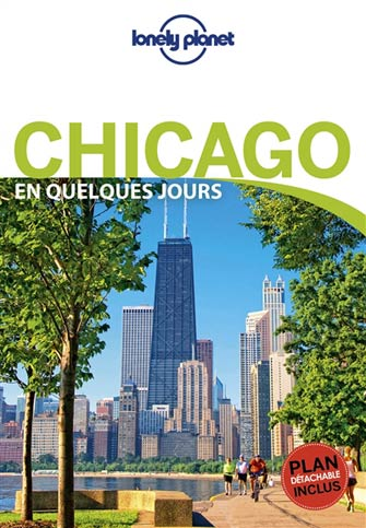 Lonely Planet en Quelques Jours Chicago