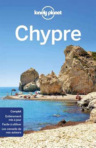 Lonely Planet Chypre