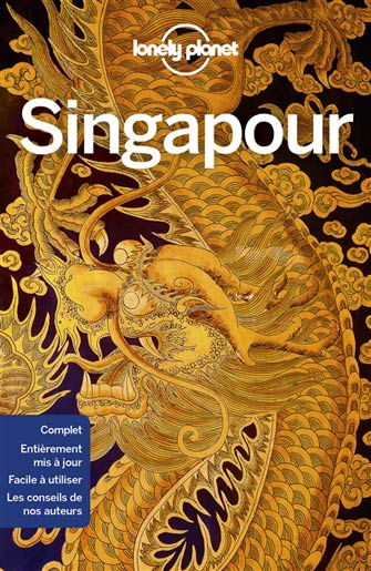 Lonely Planet Singapour