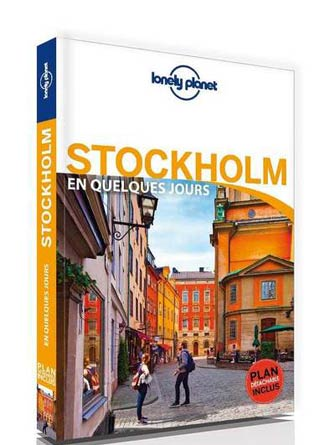 Lonely Planet en Quelques Jours Stockholm