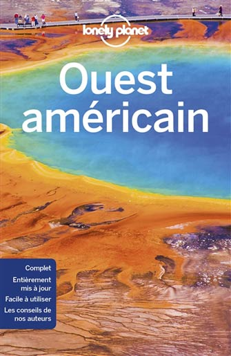 Lonely Planet Ouest Américain