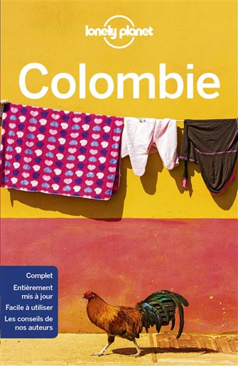 Lonely Planet Colombie