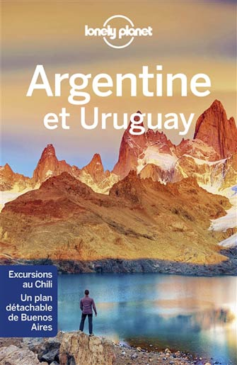 Lonely Planet Argentine et Uruguay
