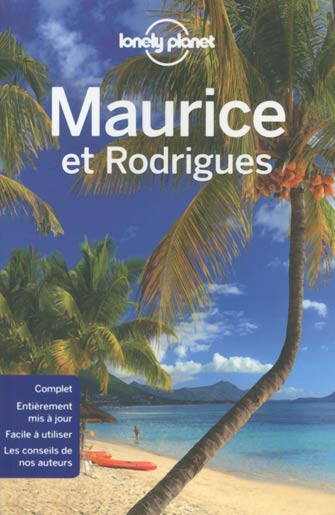 Lonely Planet Île Maurice et Rodrigues