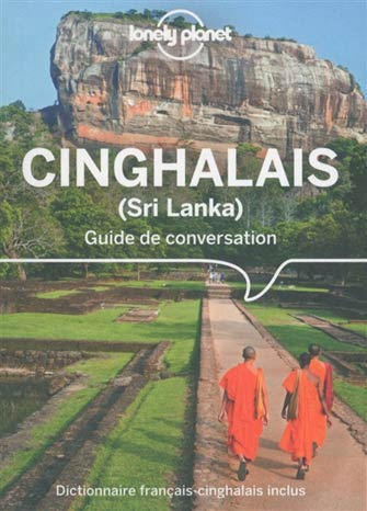 Lonely Planet Guide de Conversation Cinghalais (Sri Lanka)