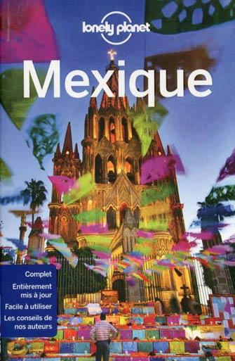 Lonely Planet Mexique