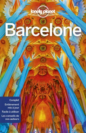 Lonely Planet Barcelone