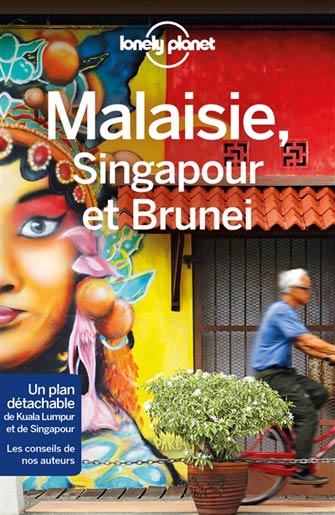 Lonely Planet Malaisie, Singapour & Brunei