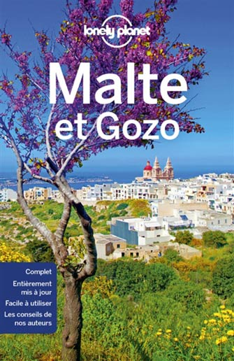 Lonely Planet Malte & Gozo