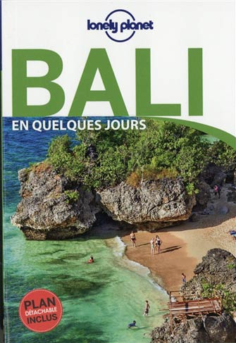 Lonely Planet en Quelques Jours Bali