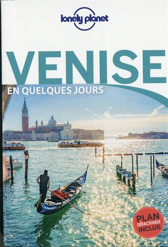 Lonely Planet en Quelques Jours Venise