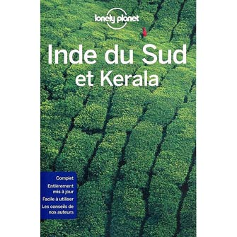 Lonely Planet Inde du Sud & Kerala