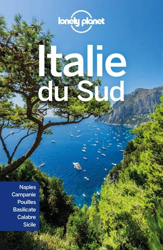 Lonely Planet Italie du Sud