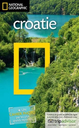 National Geographic Croatie, 3ème Éd.