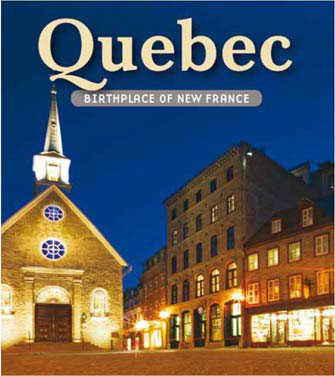 Quebec, Birthplace of New France (Pdf)