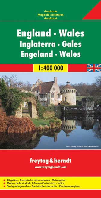 Angleterre, Pays de Galles - England, Wales