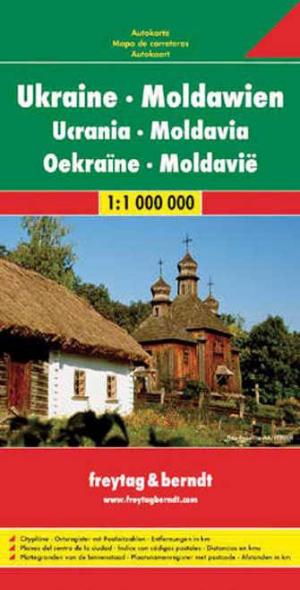 Ukraine, Moldavie - Ukraine, Moldova