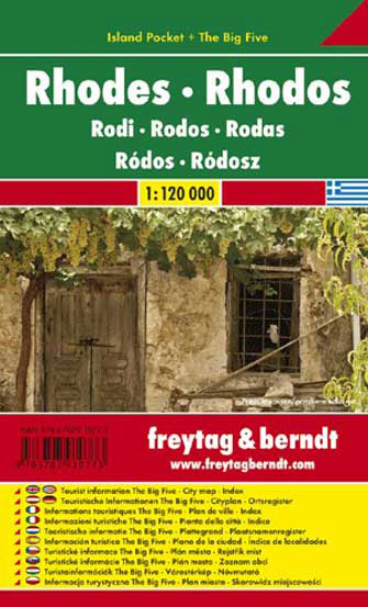 Rhodes - Rhodos Pocket