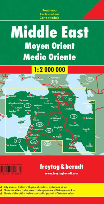 Moyen-Orient - Middle East