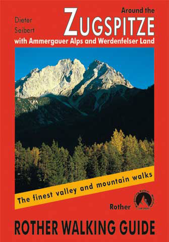 Around the Zugspitze, with Ammergauer Alps