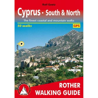 Cyprus South & North, the Finest Walks