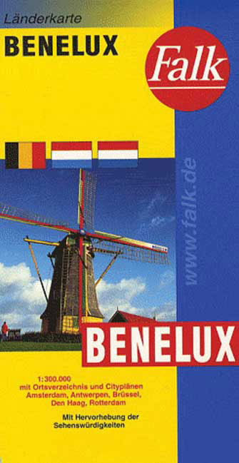 Benelux (Pays-Bas, Belgique, Luxembourg)