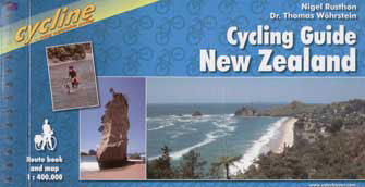 New Zealand Cycling Guide, 1st Ed.