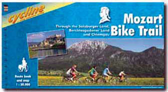 Mozart Bicycle Trail (Salzburger Land)