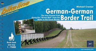 German-German Border Trail - the Baltic to the Czech Border