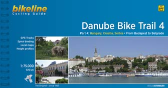 Danube Bike Trail 4 from Budapest to the Black Sea