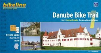Danube Bike Trail 1 from Donaueschingen to Passau